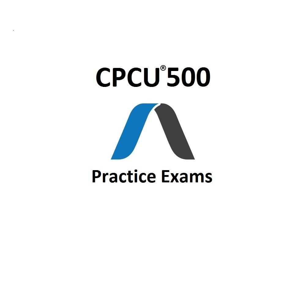 CPCU 500 Practice Exams