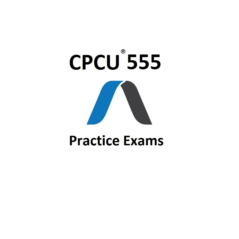 CPCU 555 Comprehensive Course