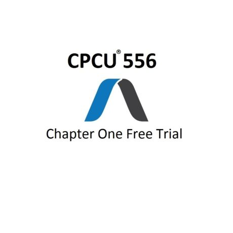 CPCU 556 Chapter One Free Trial
