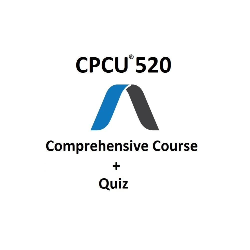 Cpcu Designation Courses Online Cpcu Exams